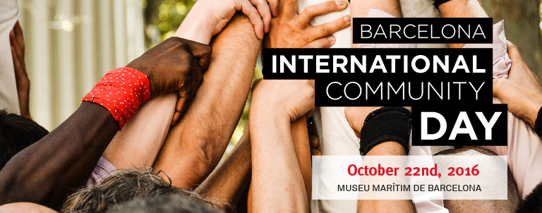 BARCELONA INTERNACIONAL COMMUNITY DAY 2016